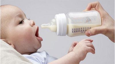 ребенок и молочница