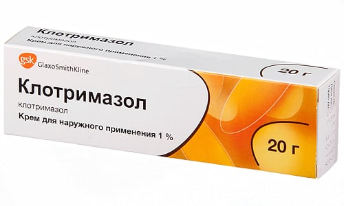 Абсолютным противопоказанием к применению Клотримазола является первый триместр беременности